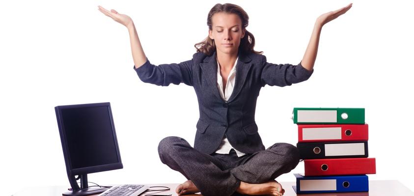 Business Yoga in Essen